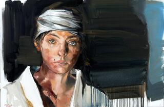 "Bild ""Die Patientin"" (2016) (Unikat)"