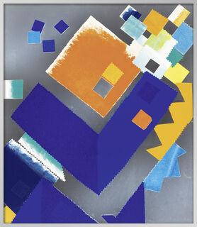 """Bild """"Farben im Spiegel"""" (1997)"""