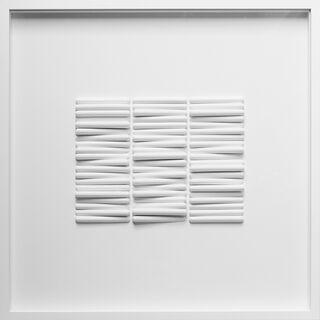 "Bild ""Coming Back to White"" (2020) (Unikat)"
