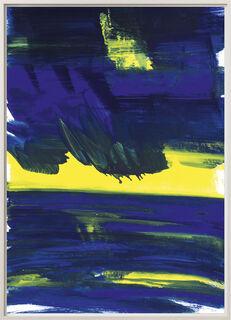"""Bild """"Reflex 1"""" (2009) (Unikat)"""