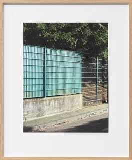 """Bild """"Zaun"""" (2016)"""