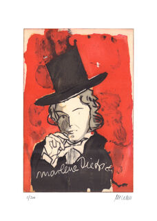 """Bild """"Marlene Dietrich - Ich bin die fesche Lola"""" (2020)"""