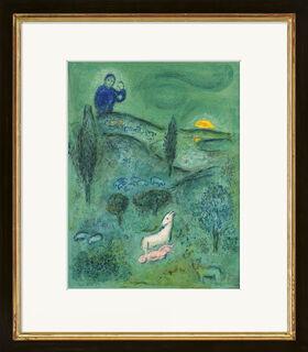 "Bild ""Lamon findet Daphnis"" (1960/61)"