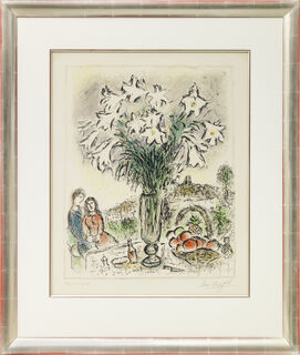 "Bild ""Les Arums"" (1975)"