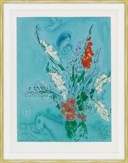 """Bild """"Die Gladiolen"""" (1965)"""