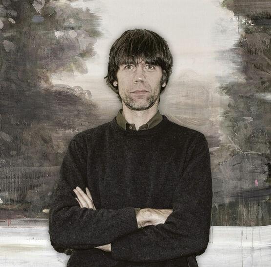 Porträt des Künstlers Mike Strauch