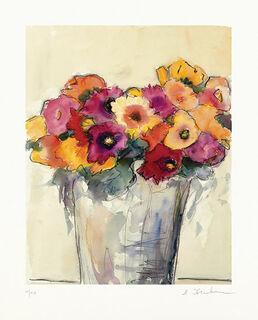 """Bild """"Blumen in der Vase"""" (2013)"""