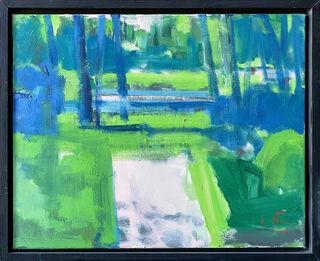 """Bild """"Park"""" (2010) (Unikat)"""