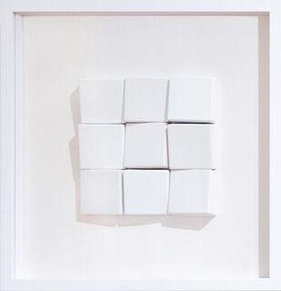 "Bild ""It Would be so White"" (2021) (Unikat)"