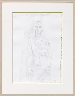 "Bild ""Kristie"" (1982) (Unikat)"