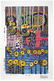963 I FIORI, SEGRETI DEL REI, LES FLEURS SECRETES DU ROI, DIE GEHEIMEN BLUMEN DES KÖNIGS, SECRET FLOWERS OF THE KING (1997) (Siebdruck)