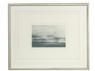 """Bild """"Kanarische Landschaften II-c"""" (1971)"""