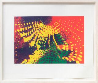 "Bild ""Lichtballett V."" (1964/1972)"