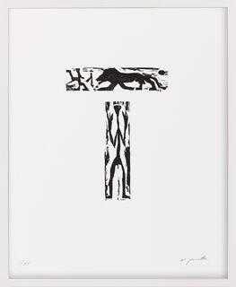 """Bild """"Ohne Titel"""" (1988/89)"""