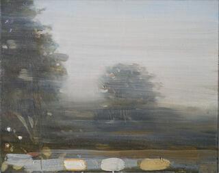 "Bild ""Landschaft I"" (2018) (Unikat)"