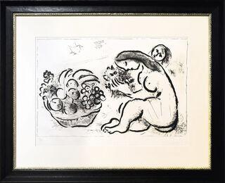 "Bild ""Nu á la Corbeille de Fruits"" (1935/54)"