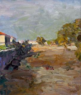 """Bild """"Auf Sizilien"""" (2011) (Unikat)"""