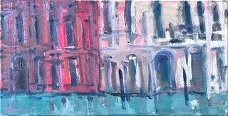 """Bild """"Venedig"""" (2012) (Unikat)"""