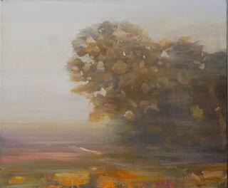 """Bild """"Baum alt"""" (2019) (Unikat)"""