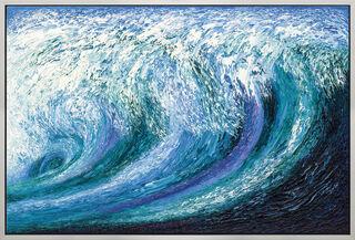 "Bild ""Welle"" (2010) (Unikat)"