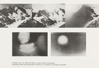 """Bild """"Umwandlung"""" (1968)"""