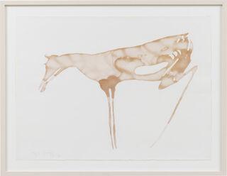 "Bild ""Hirschkuh"" (1979)"