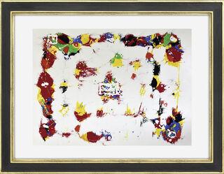 """Bild """"Untitled (SFS-89)"""" (1989) (Unikat)"""
