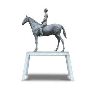 """Skulptur """"Reiter"""" (1986-1996)"""