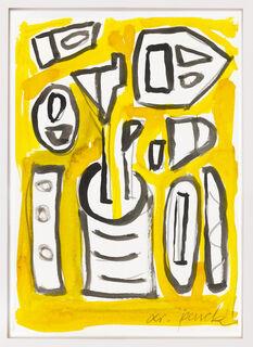 "Bild ""Ohne Titel"" (1998) (Unikat)"