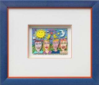 """Bild """"Don't worry be happy"""" (2007)"""